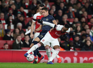 FA Cup Fourth Round - Arsenal v Manchester United