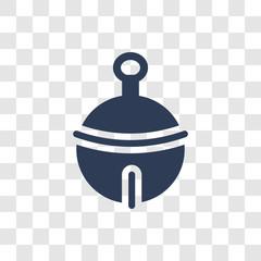 Sleigh Bell icon vector