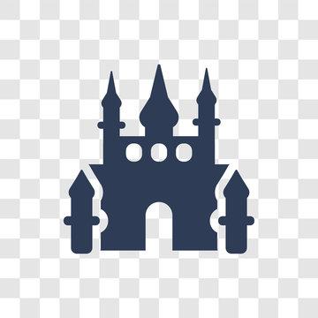 Disneyland icon vector