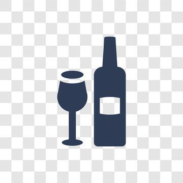 Hebrew Wine icon vector