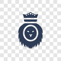 Lion of  Judah icon vector