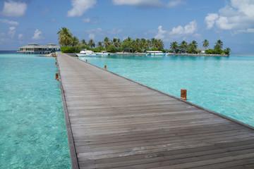 pier boardwalk