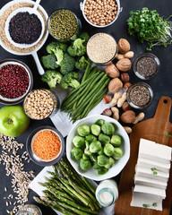 Vegan protein source