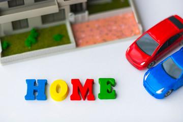 HOME・住宅模型