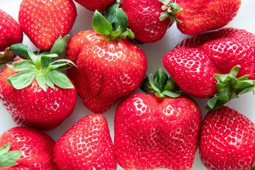 日本のイチゴ