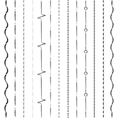 vector image of lines