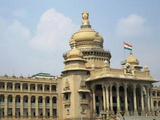 Bengaluru in Karnataka im Südwesten Indiens