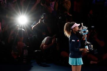 Tennis - Australian Open - Women's Singles Final
