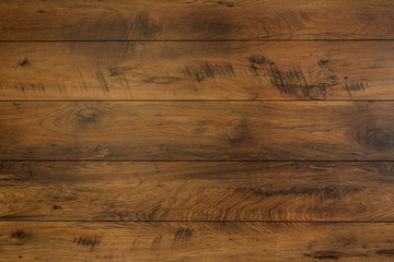 Antique reclaimed oak, gnarls in wood with patterns - high quality texture / background