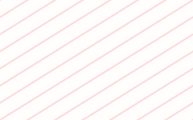 classic cute stripe pink and white background