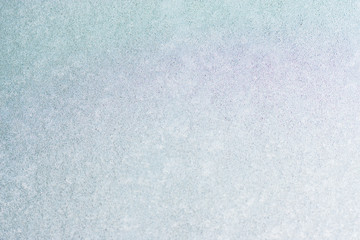 Ice background, frozen water with glass. Winter texture. Copy space.