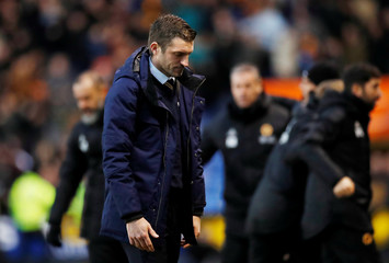 FA Cup Fourth Round - Shrewsbury Town v Wolverhampton Wanderers
