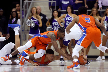 NCAA Basketball: Florida at Texas Christian
