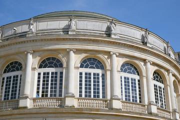 Fotobehang Theater Théâtre de Bretagne à Rennes