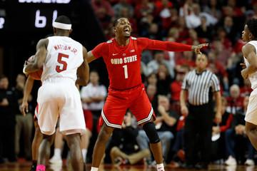 NCAA Basketball: Ohio State at Nebraska