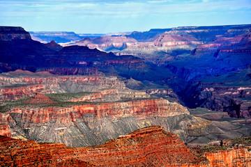 South Rim View of the Grand Canyon, Arizona