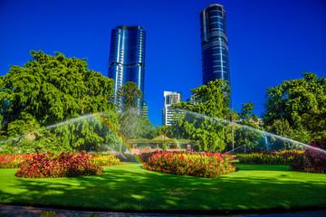 Garden, water, brisbane