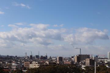 Fototapeta 愛知県東海市風景