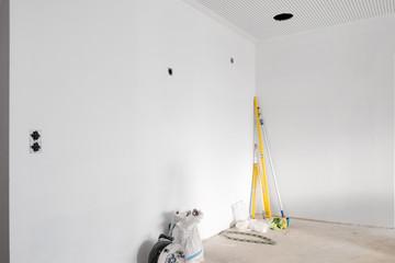 Innnenausbau Wohnung Baustelle