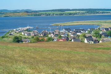 Urlaubsort Gager an der Ostsee auf der Insel Rügen