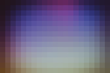 Blue gradient polygonal background