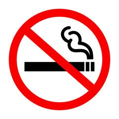 Fototapeta znak zakaz palenia obraz