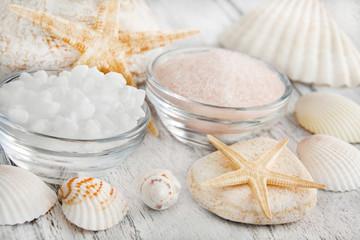 Wellness Spa Sea Salt