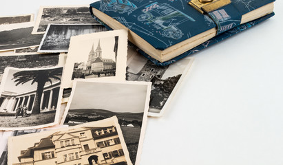 photo album old vintage
