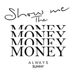 Slogan,text print in vector
