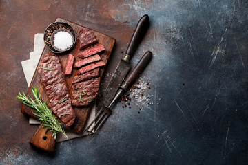 Wall Mural - Top blade or denver steak