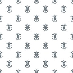 Corn pattern vector seamless repeat for any web design