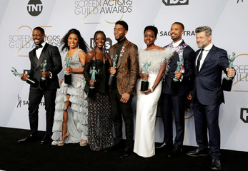 25th Screen Actors Guild Awards – Photo Room – Los Angeles, California, U.S.