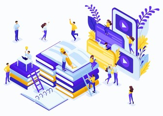 Isometric Concept for Education