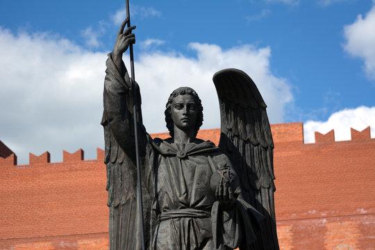 Fountain-monument to Archangel Gabriel