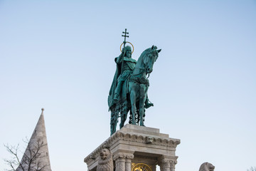 Hungarian King Matyas