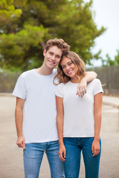 blank t shirts for printing publicity