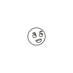 smiling iemoji icon