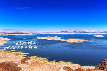 Lake Mead National Recreation Area.