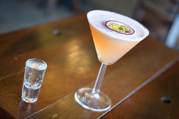 cocktail porn star martini