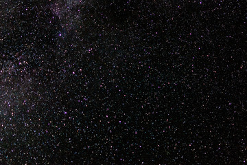 night starry sky texture