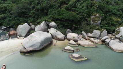 Natureza em Bombinhas - Santa Catarina