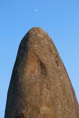 Menhir du Champ-Dolent, Dol-de-Bretagne, Brittany - France