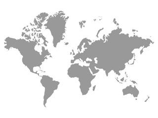 Erde, Erdkarte, Karte, Hintergrund, world map