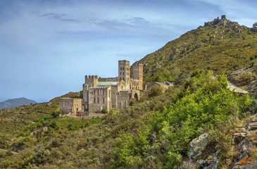 Sant Pere de Rodes, Catalonia, Spain.