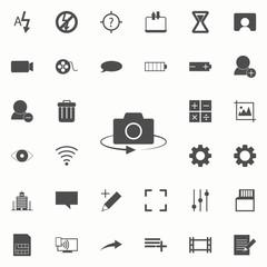 circular sign icon. web icons universal set for web and mobile