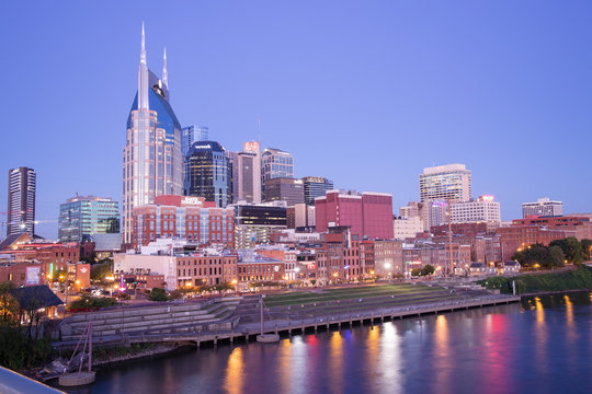 Skyline, Nashville, Tennessee