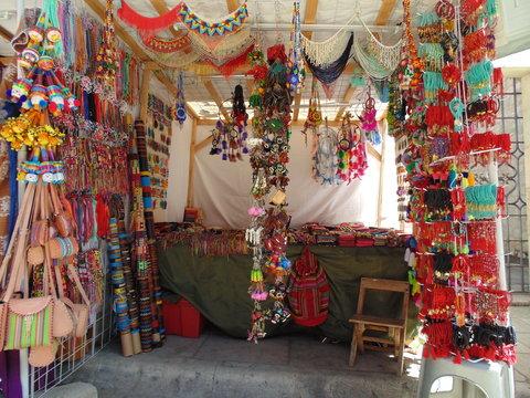 Tienda artesanías mexicana