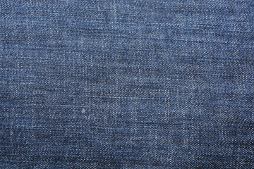 Blue jeans texture for backgrounds