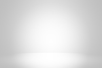 White gray gradient abstract background.gradient background
