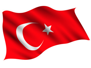 トルコ  国 旗 アイコン